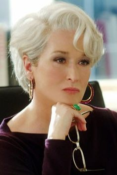Gray Hair Debate: Is it OK to Go Gray? - StyleList