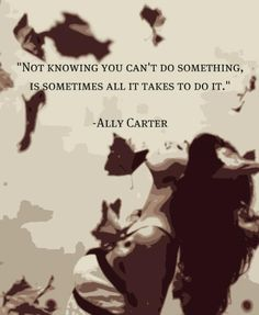 Ally Carter author of the Gallagher girls series and Heist Society