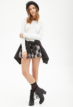 Striped Sweater | Forever 21 - 2000116886