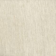 ANICHINI Fabrics | Sumitra Chambray Hand Loomed Fabric - an ivory linen fabric