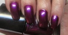 NEW! CoverGirl Outlast Stay Brilliant Polish in FUCHSIA FLAME #45 Duo Shimmer