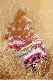 Aronia Dress