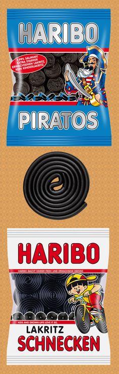 #Haribo #Lakritz gibt es bei uns im #büroshop24 Shop!