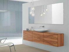 bathroom light fixtures ideas hanging pendant lamps minimalist bathroom design