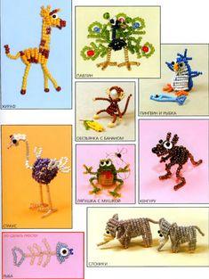 Patterns - lots of items inc. animals - needs translation