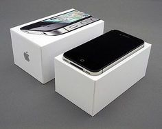 awesome  NEW  APPLE iPhone 4S - 16GB - Black - GSM Factory Unlocked Smart Phone  - For Sale