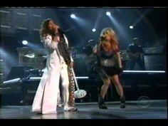 Carrie Underwood & Steven Tyler - ACM Awards 2010 - Undo It/Walk This Way