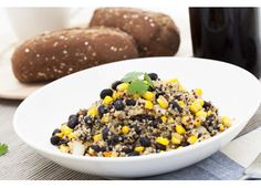 Southwestern Rice Corn and Black Bean Salad. Chicken Soup for the Soul ...
