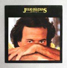 Julio Iglesias   Amor  CBS  25103  Vinyl LP by SkandiRetroMusic
