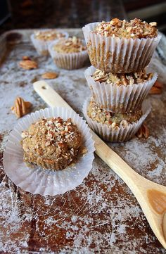 Maple Pecan Keto Muffins | Ruled Me