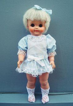 vintage doll 13