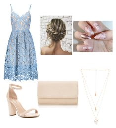 """""""summer wedding outfit"""" by outfitt ❤ liked on Polyvore featuring Call it SPRING and Natalie B"""