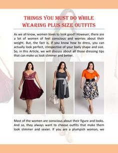 Things you must do while wearing plus size outfits Plus Size Boutique Clothing, That Look, Take That, Plus Size Outfits, Shop Now, Hacks, Slim, How To Wear, Clothes