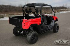 New 2016 Yamaha Viking ATVs For Sale in Wisconsin. 2016 Yamaha Viking, NEW LEFTOVER YAMAHA WITH WARRANTY! 2016 Yamaha Viking SMOOTH AND QUIET MEET HARD WORKING A quieter, smoother cabin combined with class-leading off-road capability. Translation: Chore-tackling comfort for three! Features may include: Torquey 700-Class Engine The Viking is ready to conquer whatever comes its way with a powerful 686cc, liquid-cooled, fuel injected, SOHC power plant. This engine produces strong low-end…