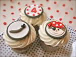 I Love this Boutique!  Awesome fondant cupcake toppers