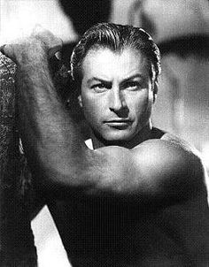 Lex Barker, Tarzan (* 8. Mai 1919 in Rye, New York; † 11. Mai 1973 in New York City)