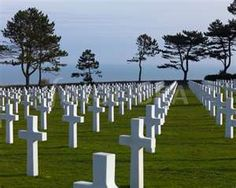 American Cemetery, Normandy Would like to spend more time traveling the beaches of Normandy one day.