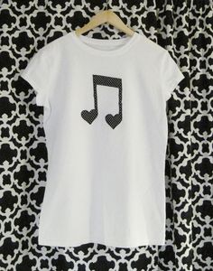 Music Love T-Shirt by RhythmicallyYours on Etsy