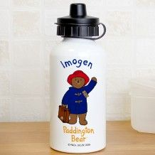 This Paddington Bear Drinks Bottle is guaranteed to make your little one the envy of the school lunch room. Bear Drink, Christmas Stocking Fillers, Christmas Gifts, Paddington Bear, Bear Design, Back To School Gifts, Drink Bottles, Water Bottles, Drinking Water