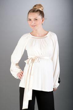 32,80 eur Bell Sleeves, Bell Sleeve Top, Ruffle Blouse, Tunic Tops, Women, Fashion, Moda, Fashion Styles, Fashion Illustrations