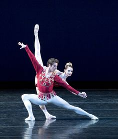 James Whiteside,  Principal,  Boston Ballet.