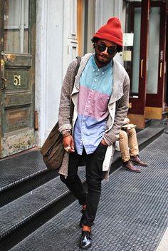 chemise couleurs