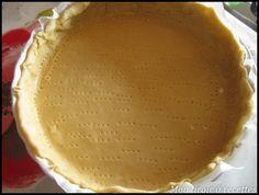 Mon tiroir à recettes - Blog de cuisine: Pâte brisée au Kitchenaid