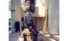Anthropology museum BCU Vancouver