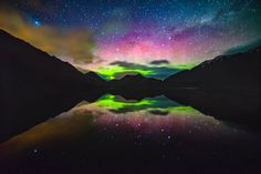 Last night I dreamt about this night can you blame me though?  #nzmustdo #queenstownlive #nightphotography #spaceattraction #ig_astrophotography