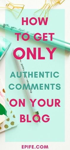 Blog commenting is the latest strategy to get backlinks, blog traffic and improved SEO. Here's how you can get authentic comments on your blog