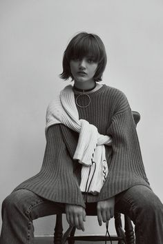 These Winter Moussy Looks are Pure Magic