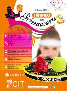 Torneo de pádel femenino CIT.