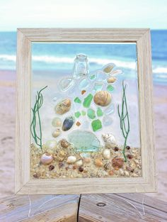 Best Seaweed Art Beach Gl Decor 2017 Interior Design Trends Ing Coastal Abstract Sea Flat Rate Shipping