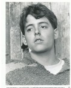I also rather fancied Matthew Broderick as Cery, but he's all grown up now.