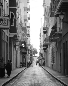 Black and White Street Photography by Beach Bum Chix
