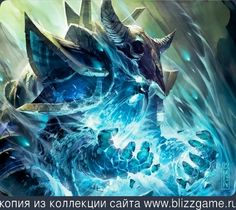 Card Name: Pure Cold Artist: Raymond Swanland Warcraft Art, World Of Warcraft, Raymond Swanland, Hearthstone Game, Death Knight, Epic Art, Awesome Art, Wow Art, Starcraft