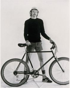 Gary Freakin' Fisher- The pioneer of mountain biking and all good things bike related