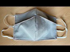 Rouška tvarovaná - podrobný návod k šití a střih - YouTube Canon Eos, Drawstring Backpack, Ipad, Make It Yourself, Iphone, Youtube, Instagram, Pants, Face
