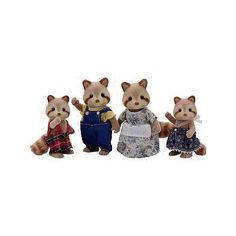 Sylvanian Families - Racoon Family