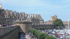 Saint-Malo, France // August 2011
