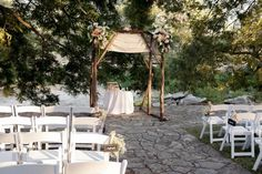 Bluegrass-Inspired Wedding in Austin at Pecan Grove