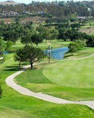 Golf among the Oak Trees at Anaheim Hills Golf Course in Anaheim, California #Travel #OrangeCounty #CATravel #Golf