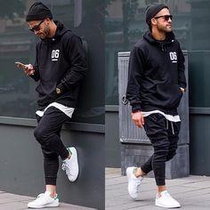 Сomfy сasual men's cool streetstyle outfit  Tag your friends, stay in touch! Follow @RealManSpirit Go to ✌  @RealManSpirit  #style #fashion #styles #mensstyleguide #mensstyles #menstyle #mensfashion #menswear #menwithclass #menwithstreetstyle #gentleman #highfashion #sprezzatura #mensfashionreview #mensstyle #menstyle #highfashionmen #styleblogger #pretty #cute #cool #manl #fresh #fitnessphysique #amazing #ootd #dapper #lookbook #outfit