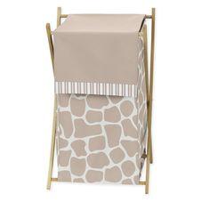 Sweet Jojo Designs Baby/Kids Clothes Laundry Hamper for Giraffe Bedding Giraffe Nursery, Safari Nursery, Giraffe Print, Pink Giraffe, Nursery Rhymes, Vintage Nursery Decor, Baby Room Decor, Babies R Us, Baby Girl Nursery Themes