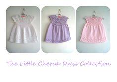 Ravelry: Grace Dress by Suzie Sparkles