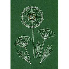 Form-A-Lines Form-A-Lines Dandelion