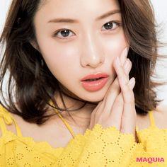Tips To Bring Out Your Natural Beauty Asian Cute, Beautiful Asian Girls, Beautiful Women, Japanese Beauty, Asian Beauty, Japanese Makeup, Natural Beauty, Satomi Ishihara, Prity Girl