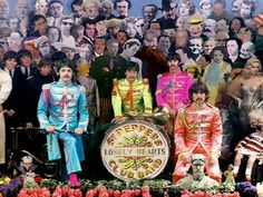 Sgt. Pepper outtake ...