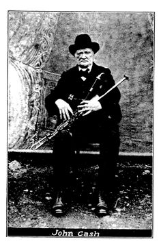 Uilleann piper John Cash, born 1832. Thanks to Jeff K for posting this!