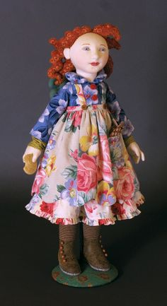 Shelley Thornton   National Institute of American Doll Artists